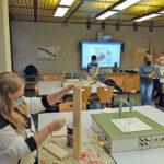 """Die Oberschule führt das Projekt """"Wagenfeld summt"""" weiter"""